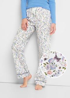 Gap Poplin PJ pants