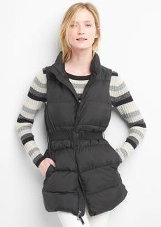 PrimaLoft&#174 belted vest