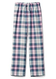 Gap Print flannel PJ pants