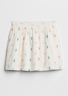 Gap Print Flippy Skirt