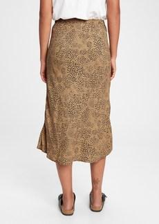 Gap Lenzing&#153 Ecovero&#153 Print Midi Skirt