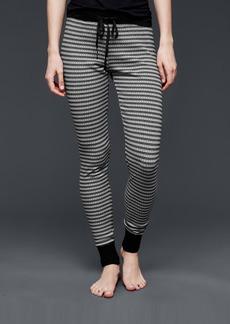 Gap Printed cotton leggings