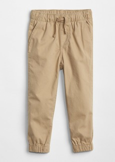 Gap Pull-On Canvas Joggers
