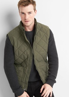 Gap Quilted layer vest