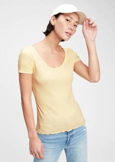 Gap Ribbed T-Shirt