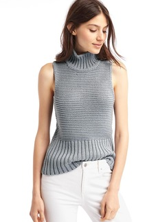 Gap Ribbed turtleneck tank