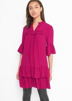 Ruffle tier dress