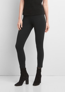 Sculpt High Rise Leggings in Ponte