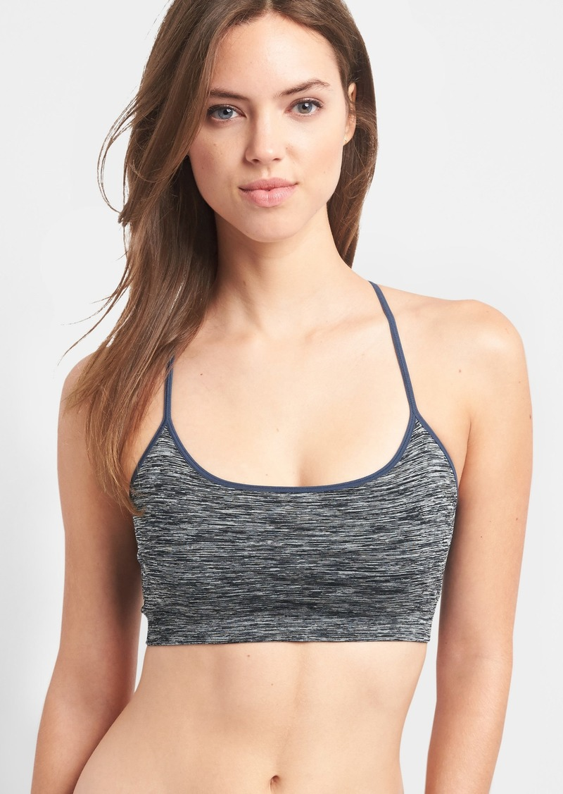 458e3070a0c07 On Sale today! Gap Seamless racerback bralette