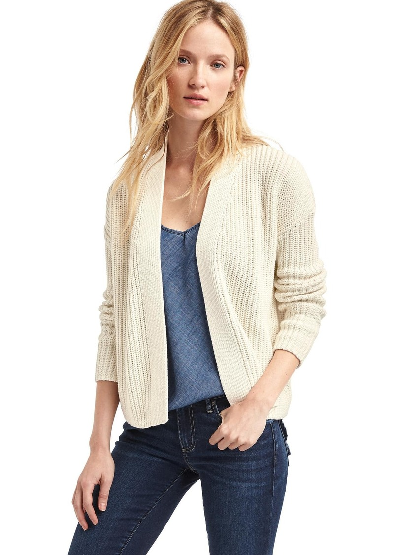 Gap Shaker cardigan | Sweaters - Shop It To Me