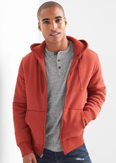 Gap Sherpa fleece hoodie