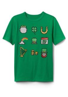 Gap Short Sleeve Graphic T-Shirt