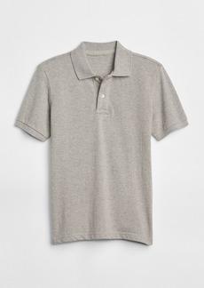 Gap Short sleeve pique polo