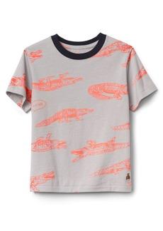 Gap Print Short Sleeve T-Shirt