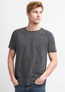 Gap Short Sleeve Raglan Crewneck T-Shirt