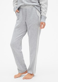 Gap Side-Stripe Fleece Pants