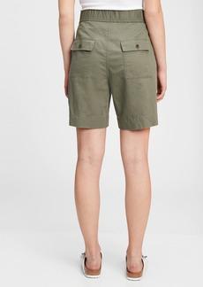 Gap Sky High Pull-On Bermuda Shorts