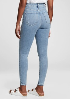 Gap Sky High Rise Universal Jegging with Secret Smoothing Pockets With Washwell&#153