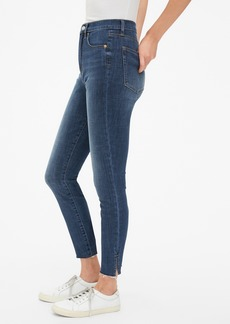 Gap Sky High True Skinny Ankle Jeans with Secret Smoothing Pockets