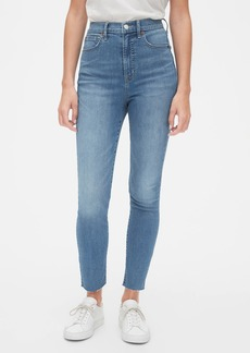 Gap Sky High True Skinny Jeans with Secret Smoothing Pocket