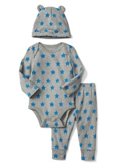 Gap Sky print take-home set
