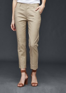 Gap Slim crop pants