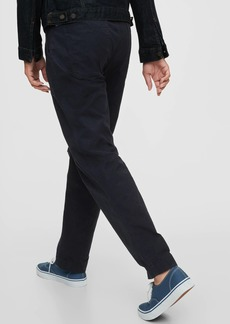 Slim Utility Pants with GapFlex