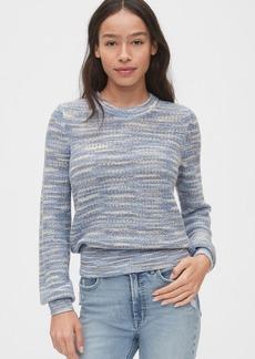 Gap Slub Crewneck Sweater