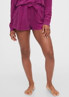 Gap Slub Jersey Shorts