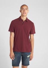 Gap Soft Brushed Polo Shirt