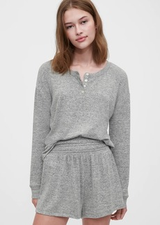 Gap Softspun Henley Top