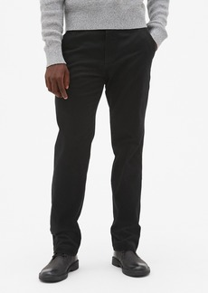 Soft Wear Khakis in Straight Fit with GapFlex