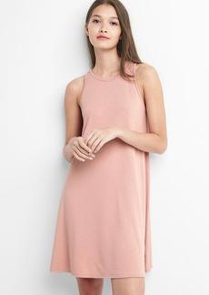 Softspun A-line tank dress