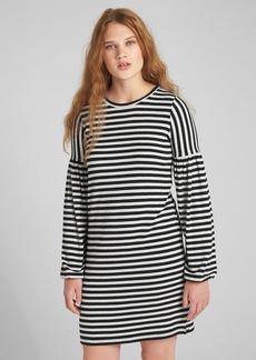 Gap Softspun Balloon Sleeve T-Shirt Dress