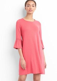 Softspun Bell-Sleeve Dress