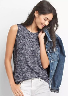 Gap Softspun knit muscle tank