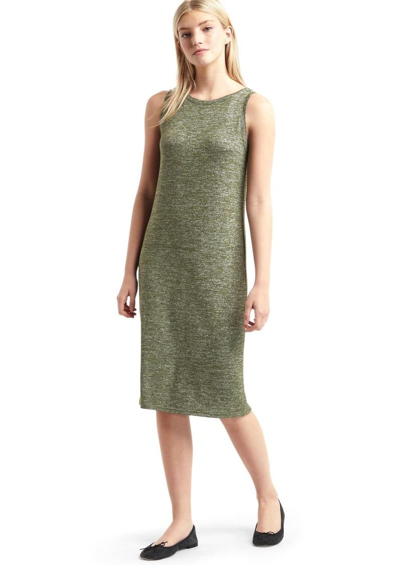 a091440d7914 Gap Softspun marled midi dress