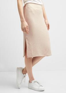Gap Softspun midi skirt