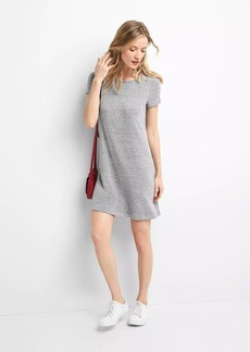 Gap Softspun short sleeve t-shirt dress
