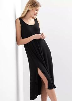 Softspun sleeveless maxi dress
