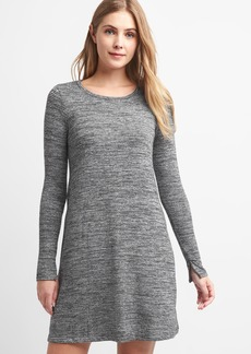 Softspun stripe t-shirt dress