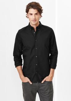 Gap Solid oxford shirt (slim fit)