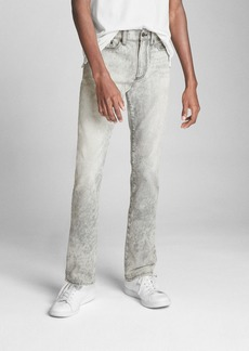 Special Edition Acid Wash Jeans in Slim Fit with GapFlex
