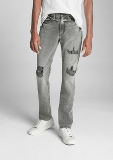 Special Edition Distressed Jeans in Slim Fit with GapFlex