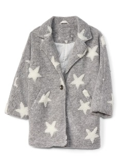 Gap Star jacquard coat