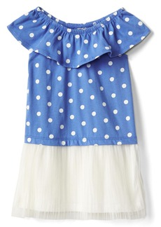 Gap Starry double-layer dress