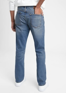 GapFlex Straight Jeans With Washwell&#153