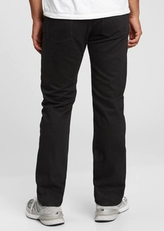 Gap Straight Jeans With Washwell&#153