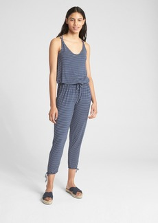 Gap Strappy Cami Jumpsuit