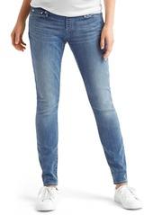 Gap STRETCH 1969 demi panel true skinny jeans